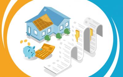 5 consejos para aminorar las facturas de los suministros en la vivienda