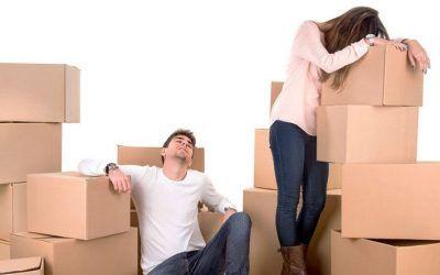 Contratación de suministros en el hogar tras una mudanza