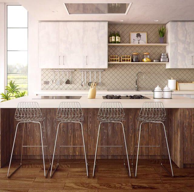 5 reformas sin obras para aumentar el valor de tu cocina