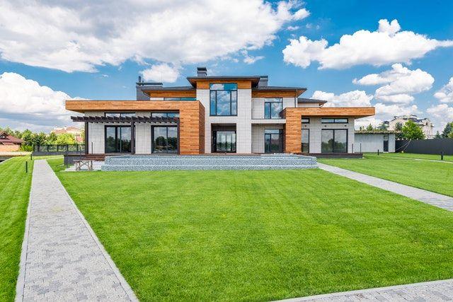 vender una vivienda con jardín